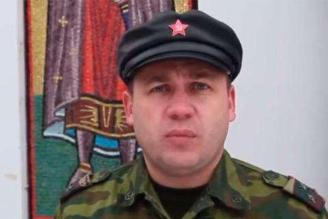 Виталий Киселев (позывной