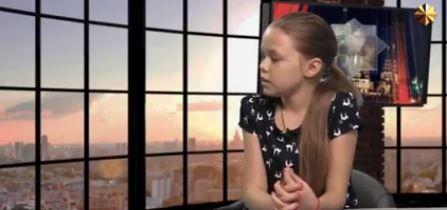 Девочка из Макеевки прокомментировала разницу между народами.
