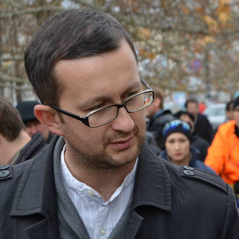Нариман Джелялов.