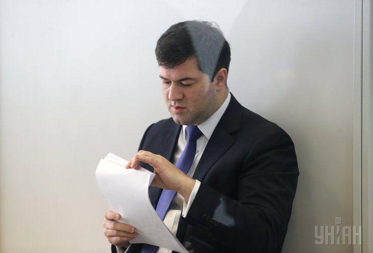 Журналисты узнали, что Роман Насиров пришел в свой пока бывший кабинет в Госфискальной службе