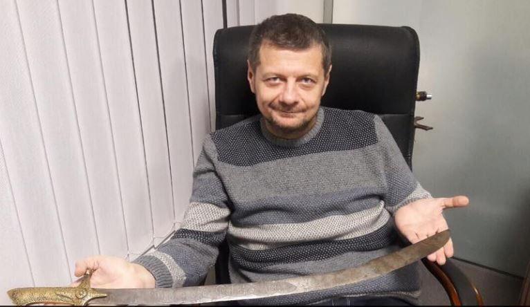 Игорь Мосийчук уже пережил одно покушение