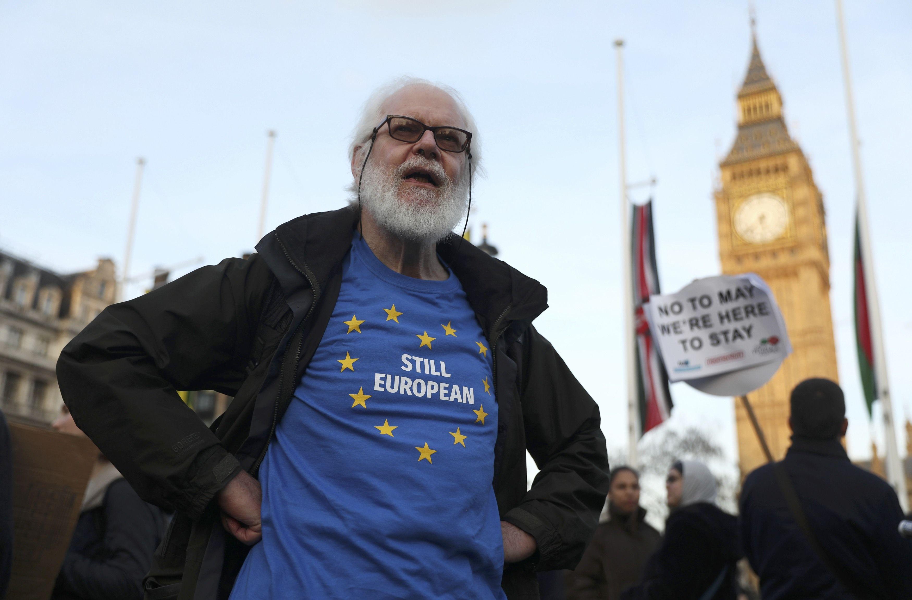 Brexit, Великобритания, Евросоюз