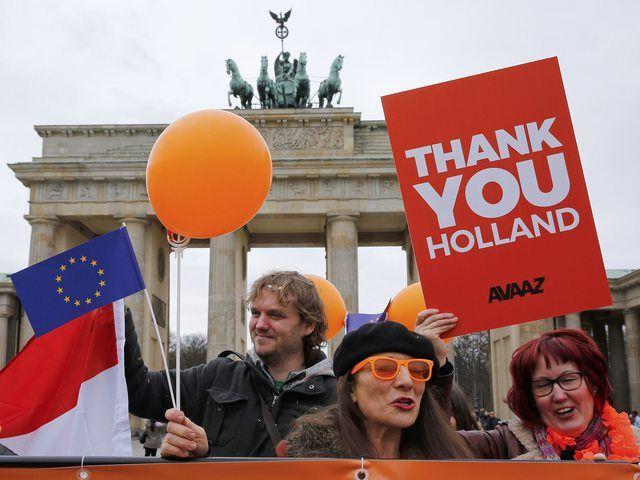 Выборы в Голландии