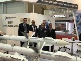 Разработки украинской оборонки презентовали в Малайзии