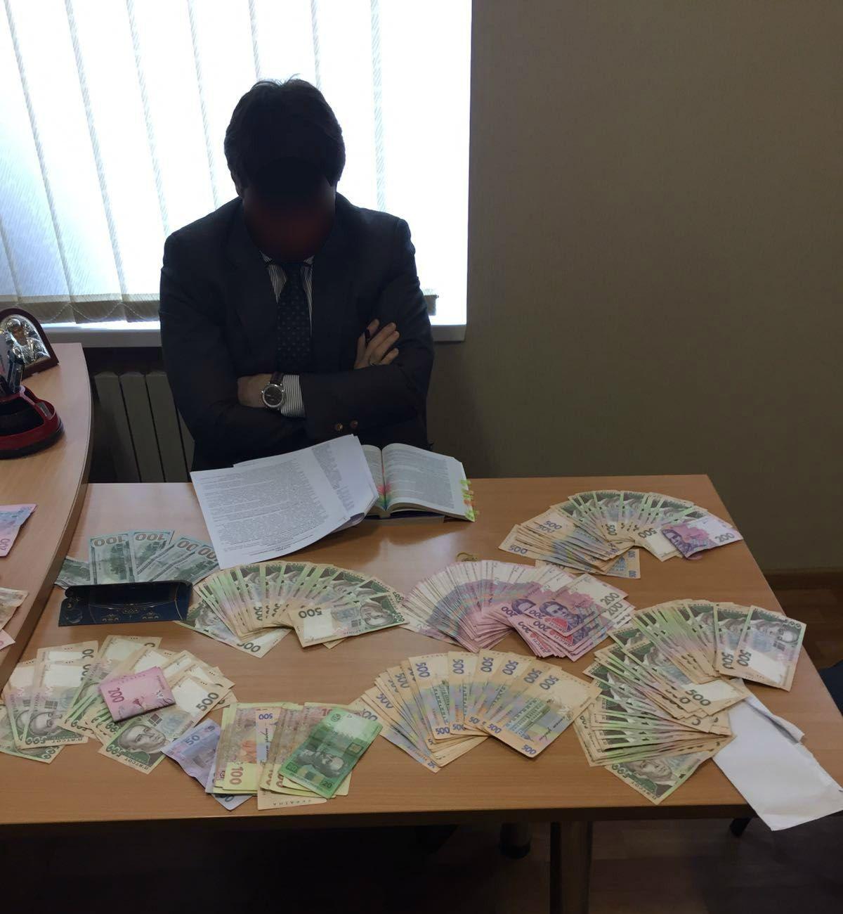 В Донецкой области взятке попался работник прокуратуры