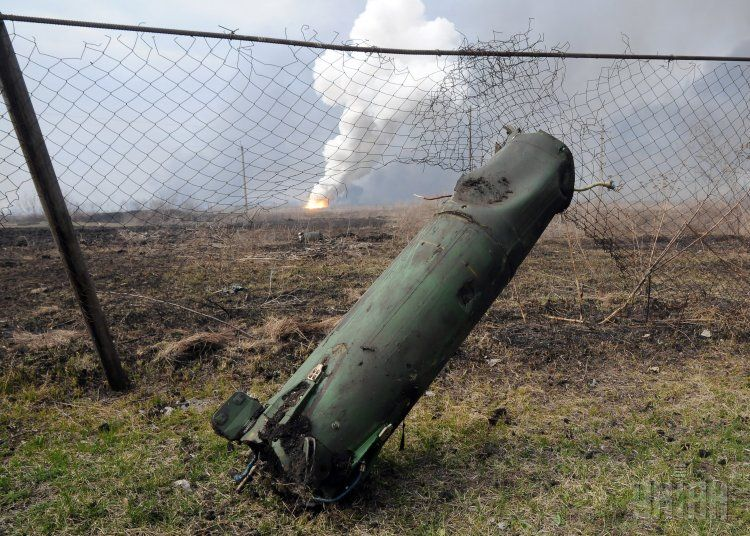 Взрывы в Балаклее, иллюстрация.