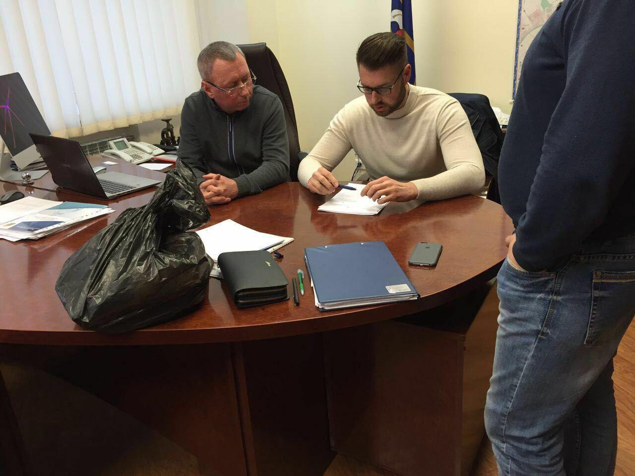 В Киеве задержан замглавы райадминистрации