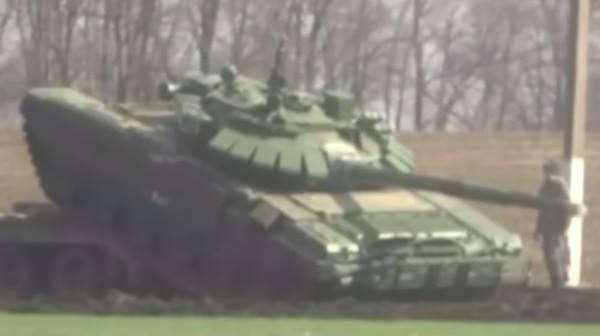 Россия модернизирует свои танки для войны на Донбассе