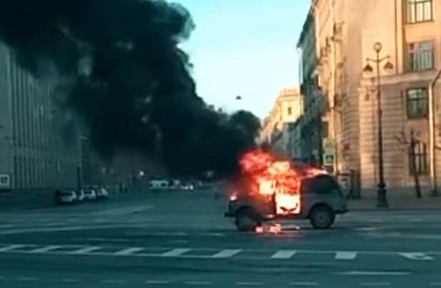 В России начался новый бунт дальнобойщиков