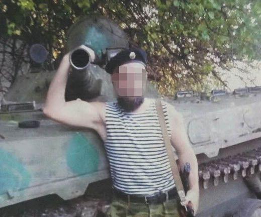 На границе с Россией поймали террориста ДНР