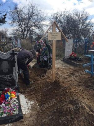 Попрощаться с Паршовым приехали его родные и близкие