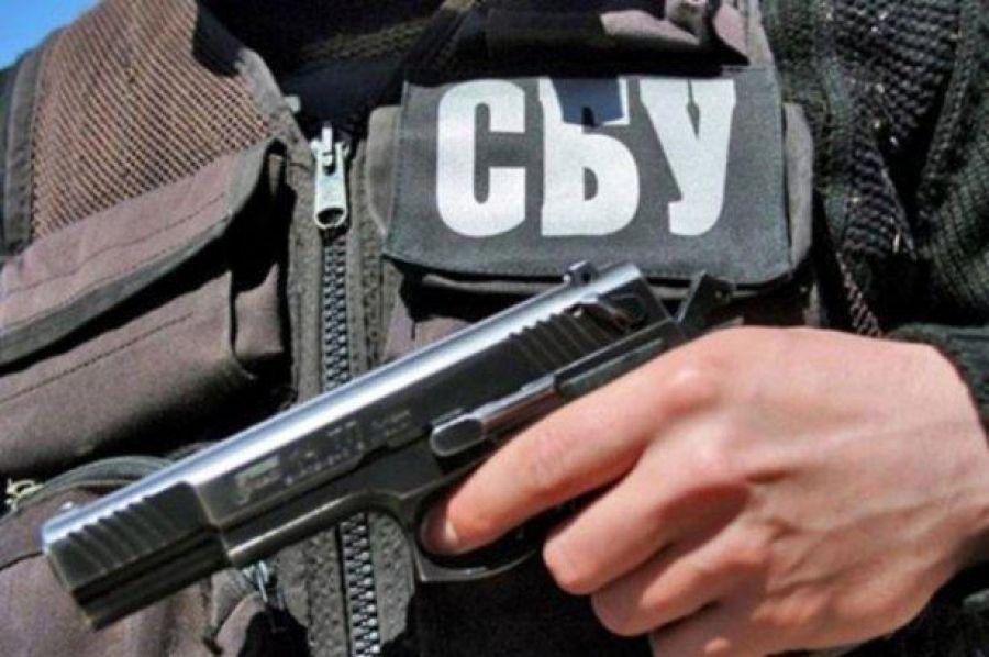 На Луганщине сотрудники СБУ задержали