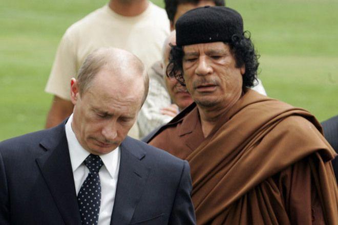 Путин может повторить судьбу Каддафи, считает Портников