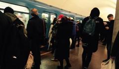 """""""Типичная конвульсия"""": в киевском метро случилось ЧП"""