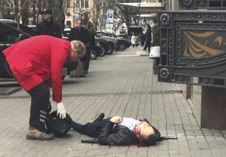 Убийство Вороненкова в Киеве.