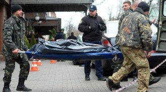 Вороненков, убийство