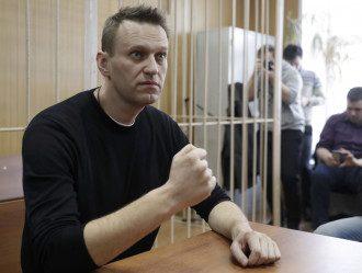 Олексій Навальний, суд