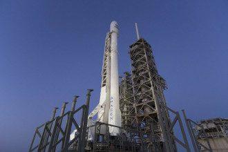 SpaceX отложила запуск тестовых спутников