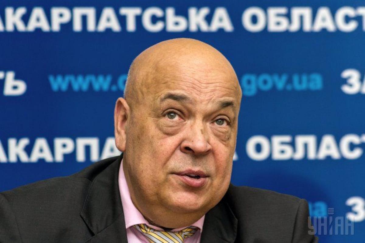 В Закарпатской области нет сепаратизма, утверждает Геннадий Москаль