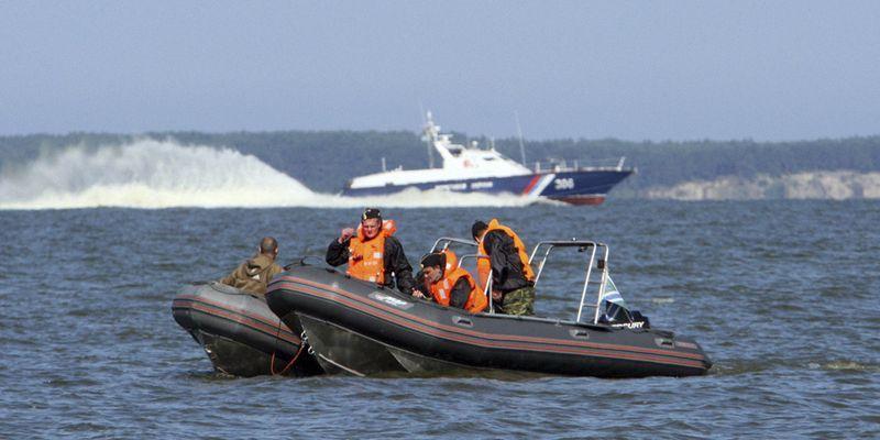 РФ задерживает суда в Азовском море