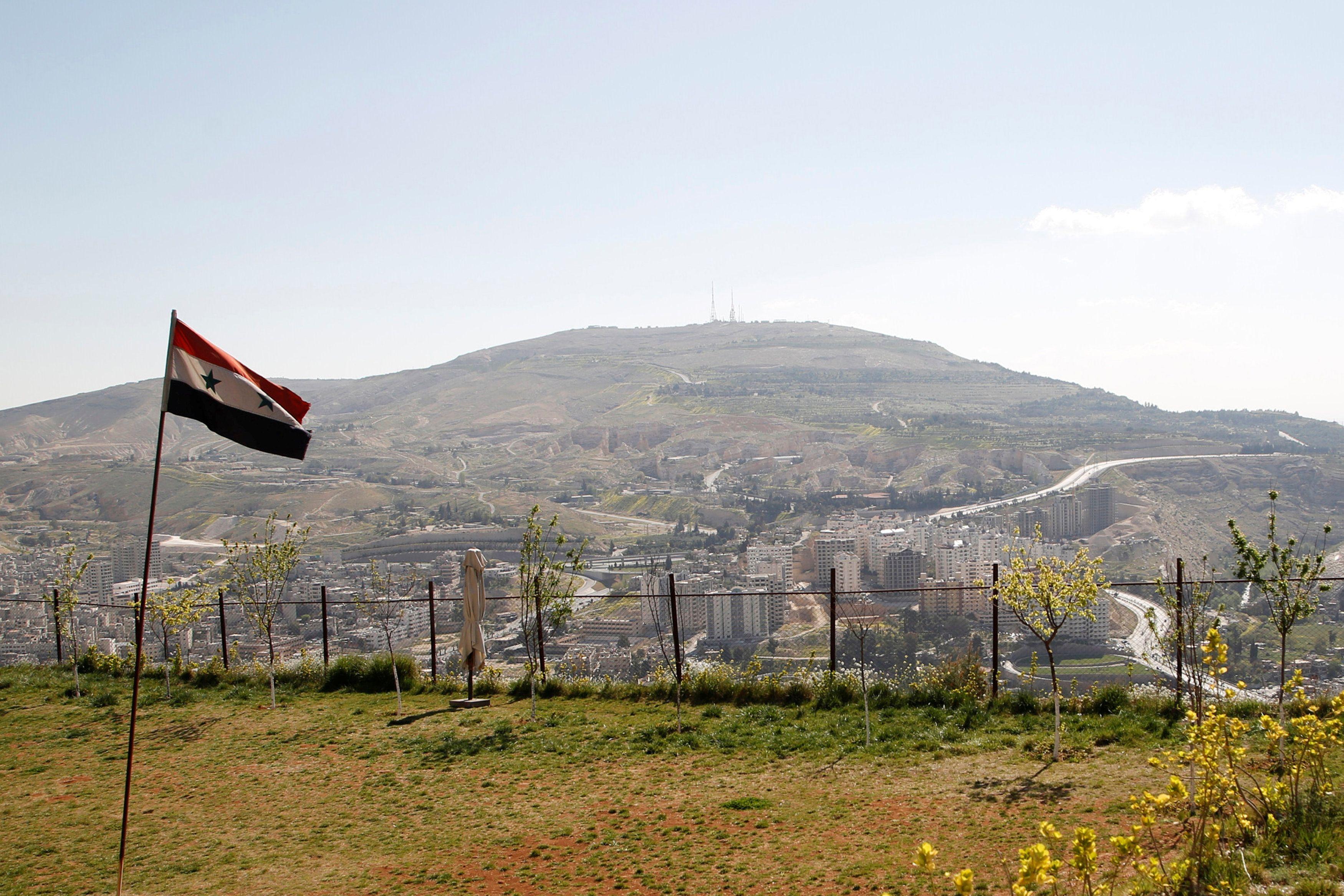 Сирия, флаг