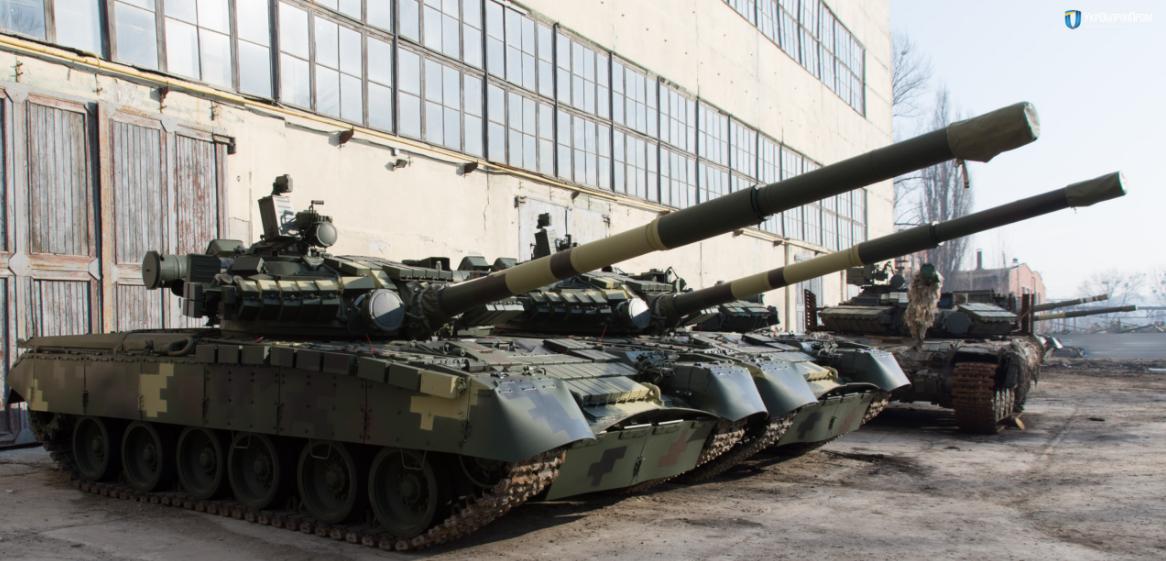 танк,ремонт,армия,ВСУ,Т-64,Укроборонпром