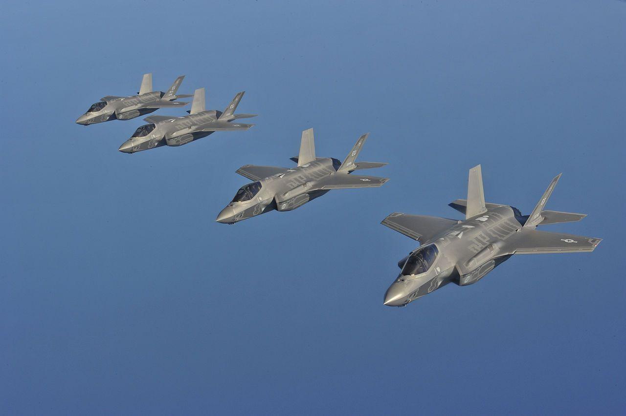 Авиация НАТО, иллюстрация