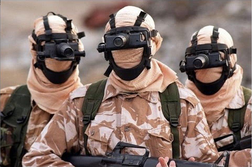 Спецназ должен внушать противнику страх
