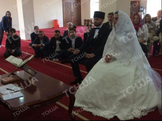 Певица Джамала вышла замуж, опубликованы фото