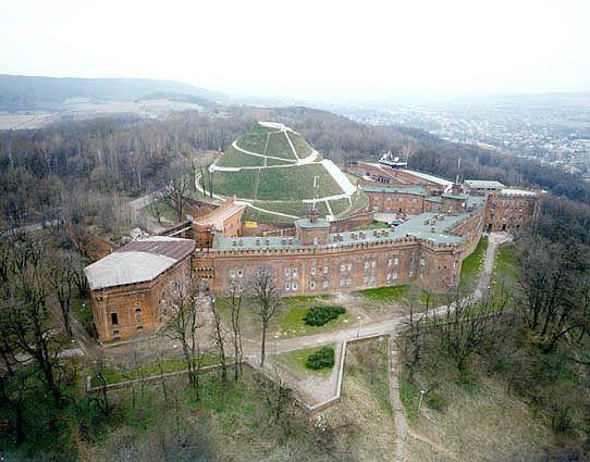 Фото, копець Костюшка у Кракові