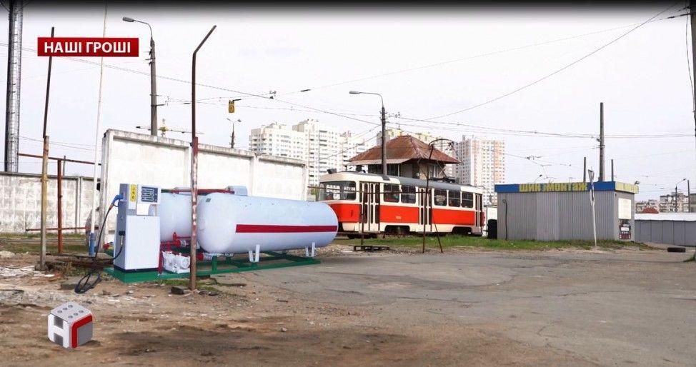 Киев, заправки, газ, ГАЗС, демонтаж, бюджет, Бондаренко