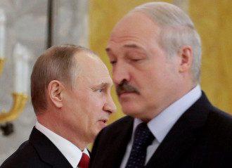 Путин, Лукашенко