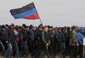 Резервисты ДНР, иллюстрация