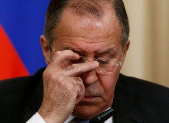 Лавров закатил истерику после визита Зеленского в Турцию