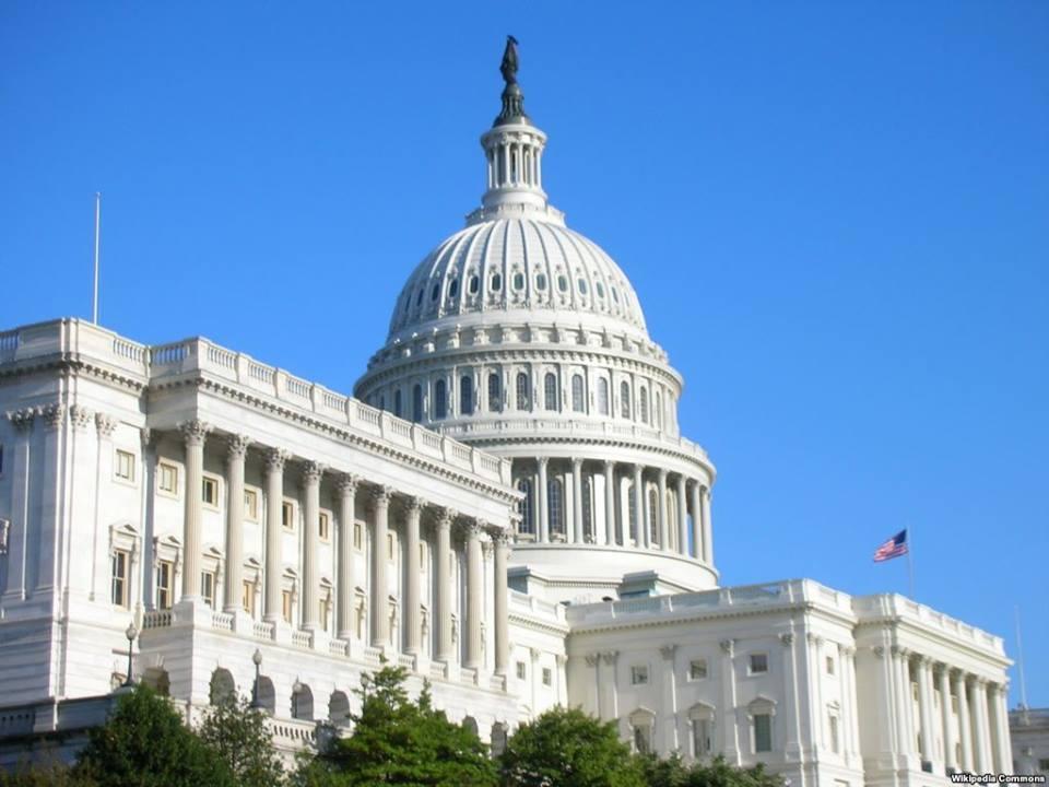 Палата представителей Конгресса США приняла законопроект о сотрудничестве с Украиной