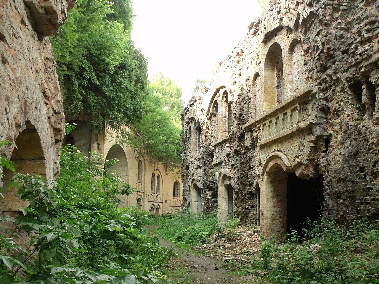 Тараканівський форт під Дубно