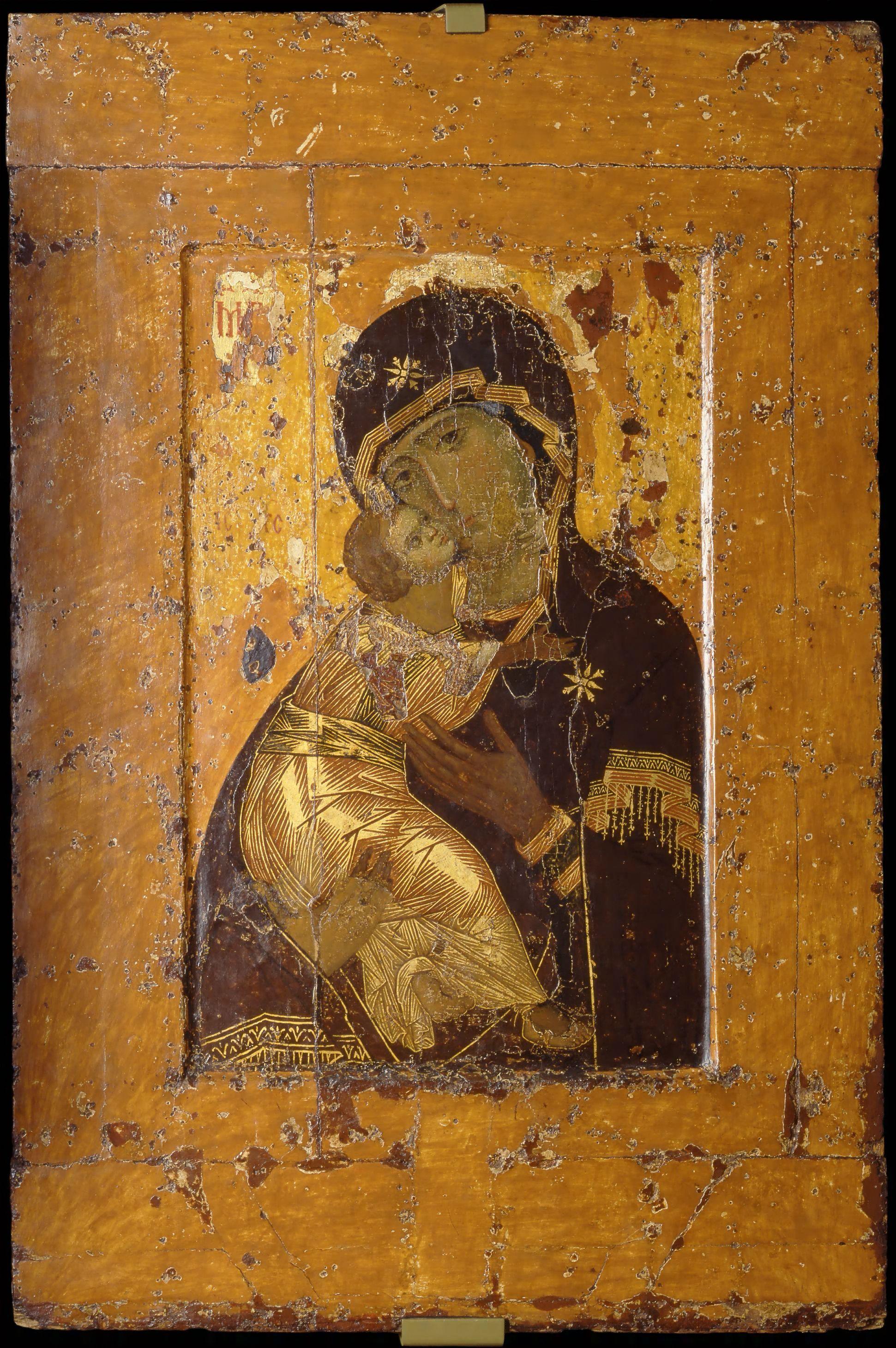 Вишгородська ікона Божої Матері, викрадена Андрієм Боголюбським