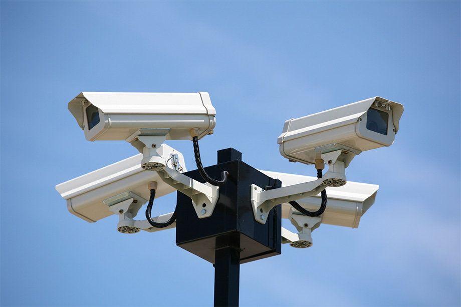 Відеокамера в храмах РПЦ