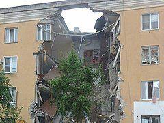В Волгограде взорвался газ в жилом доме
