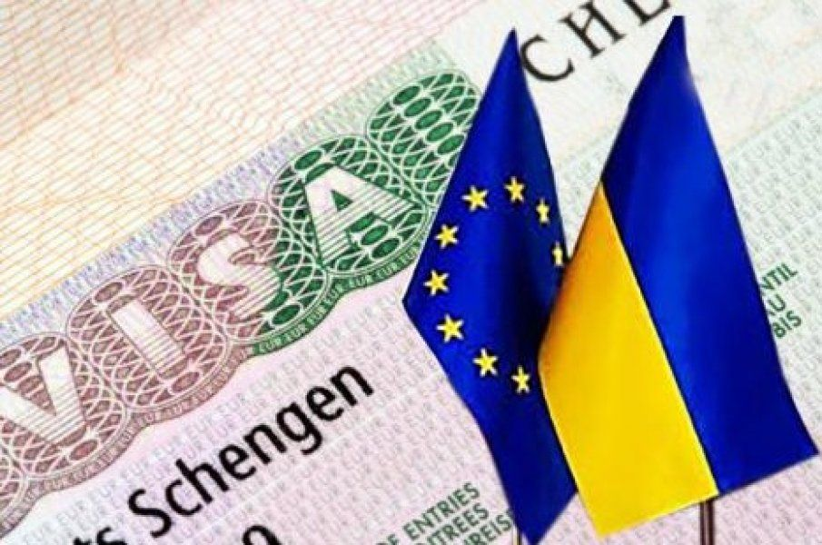 безвиз, Евросоюз, Украина