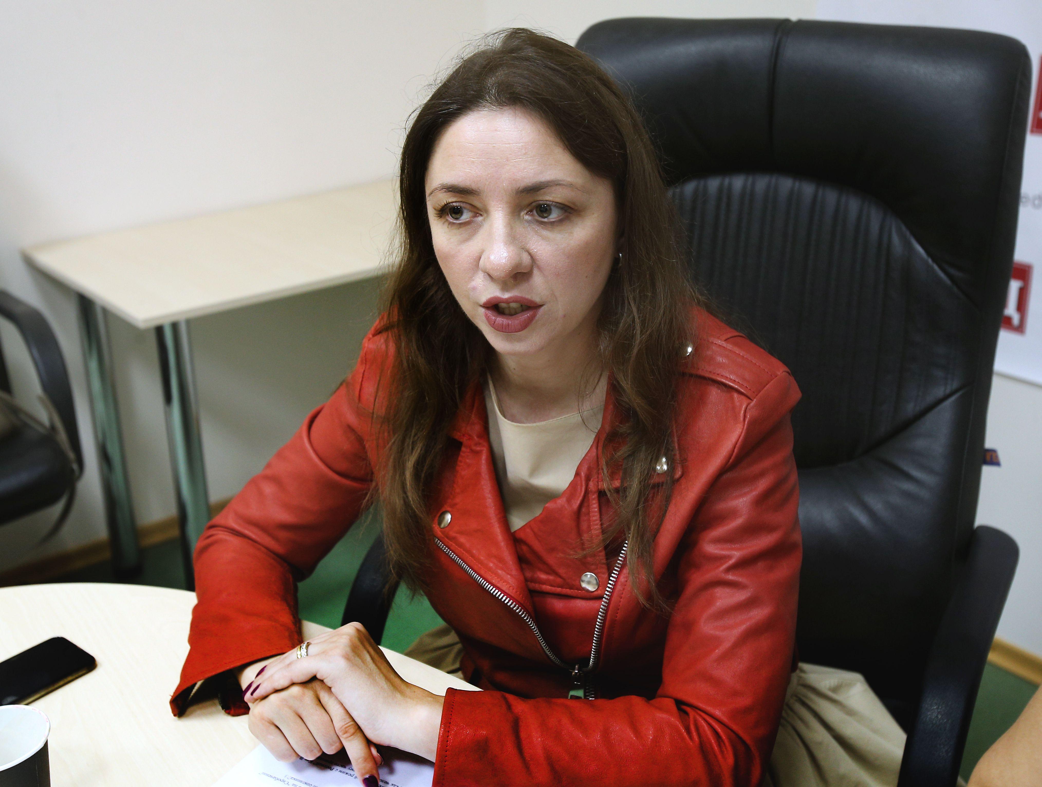 Олеся Яхно-Бєлковська