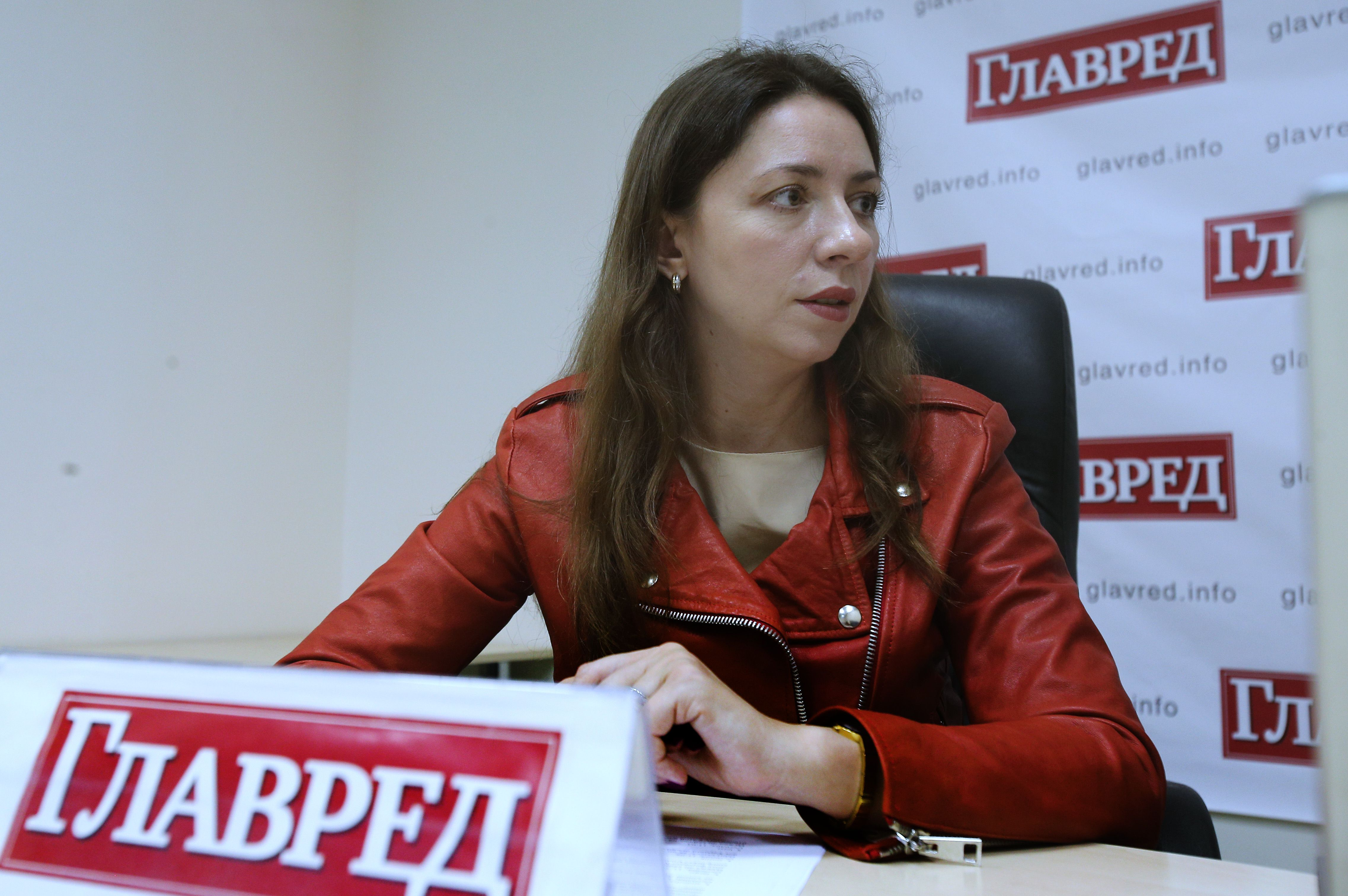 Олеся Яхно-Белковская