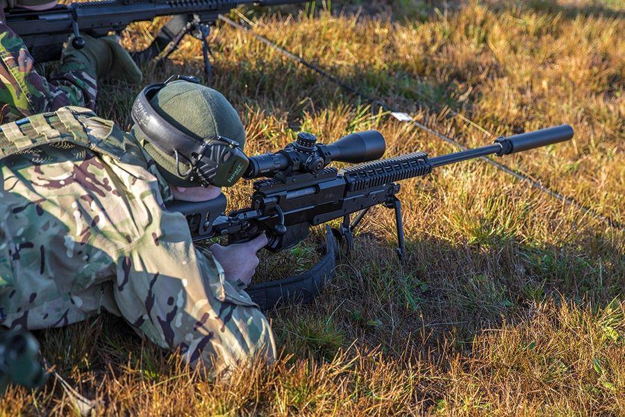Снайпер сил АТО, иллюстрация