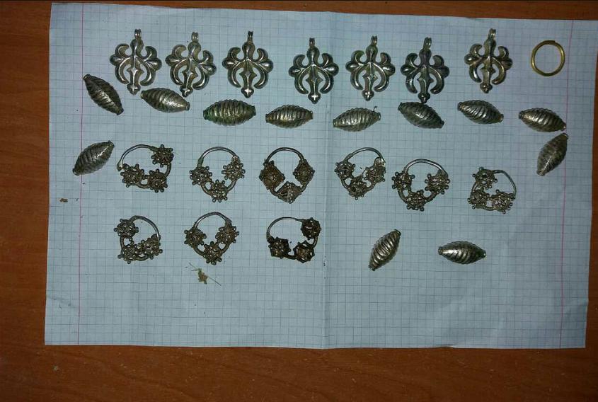 Артефакты времен Киевской Руси
