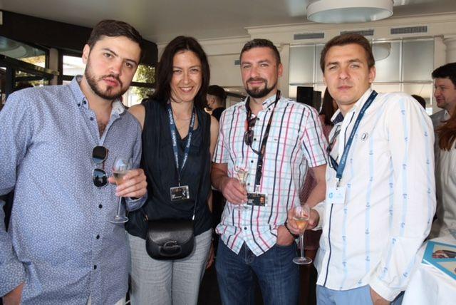 Украинские продюсеры в Каннах