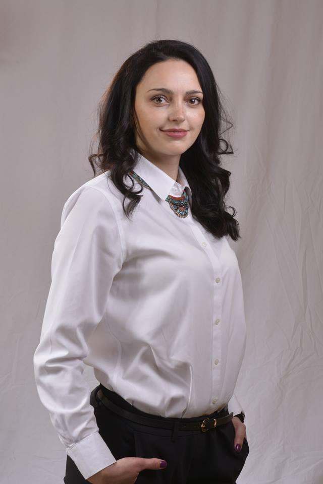 Ирина Пухняк