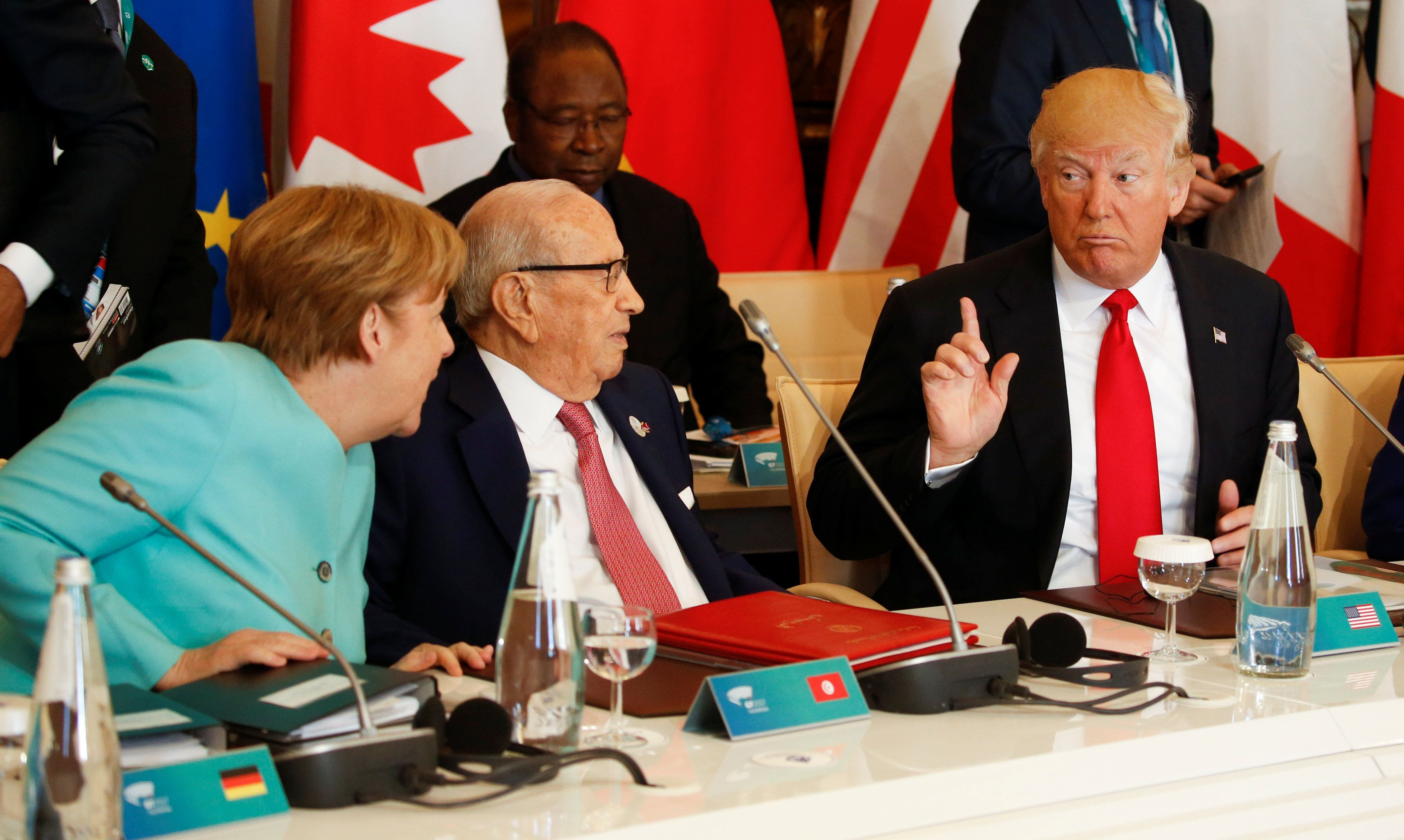Путин в G8 не вернется, не смотря на заявления Трампа