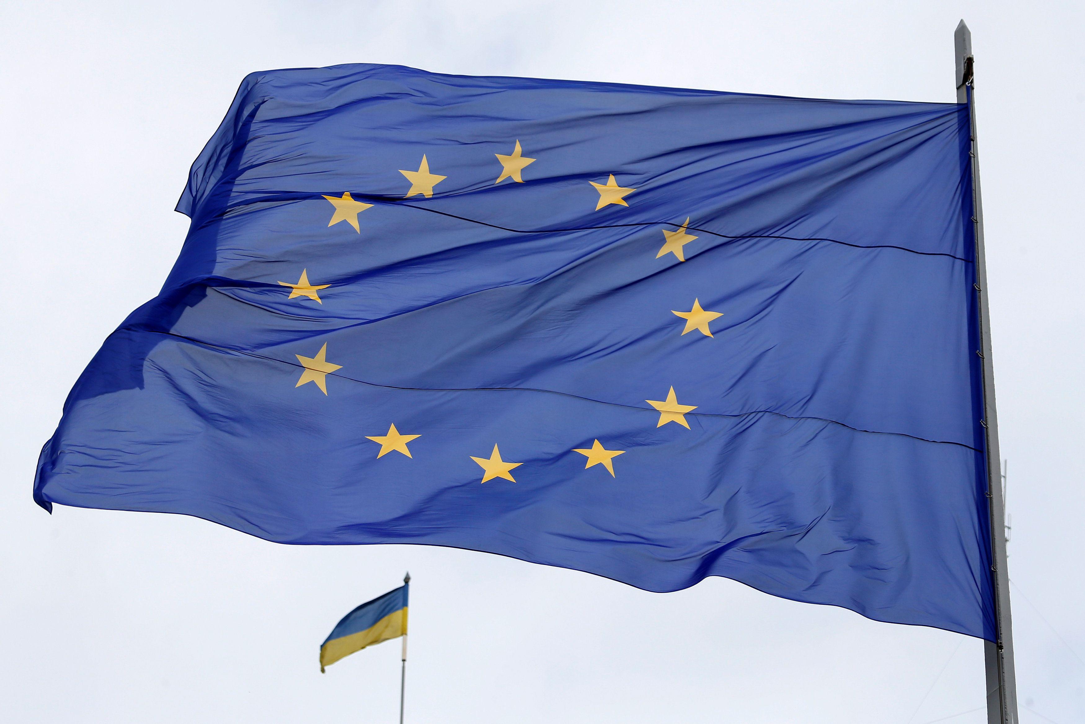 Евросоюз, Украина