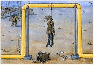 Сегодня отключают природный газ предприятиям, чего ожидать завтра?