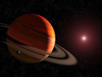 космос, Юпитер, планета, KELT 11b